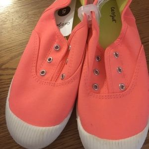 Cat & Jack Girl shoes size 5